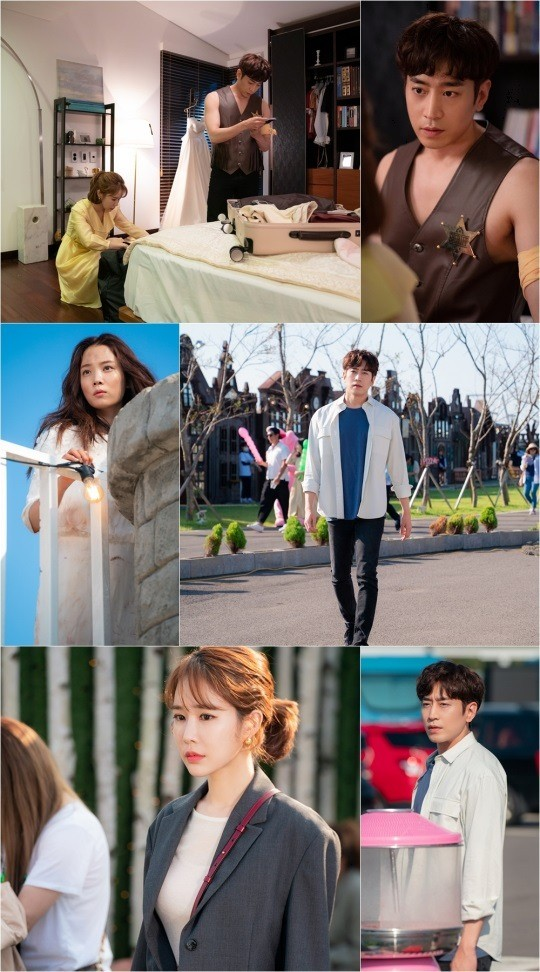 'The Spy Who Loved Me' Moon Jung-hyuk, Yoo In-na, a thrilling secret romance begins in earnest